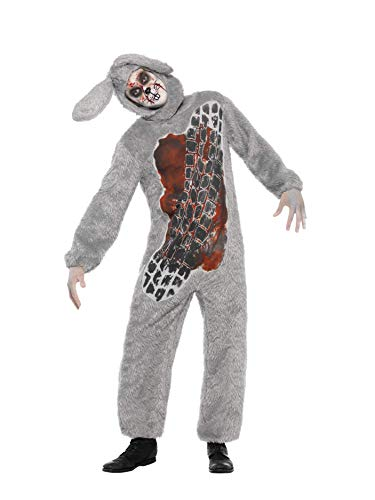 Aptafêtes - CS99227 - Costume - Lapin Écrasé - Taille M