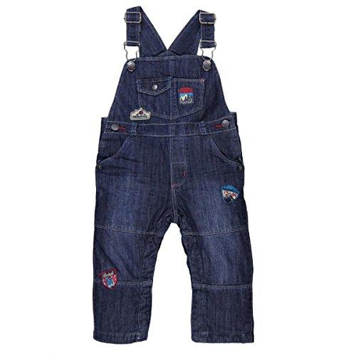 Boboli Jungen Baby-Latzhose blau (51) 80