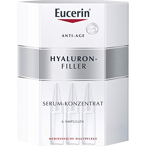 Eucerin Anti-Age Hyaluron-Filler Serum-Konzentrat Ampullen, 6 St. Ampullen