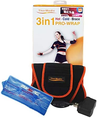 Cabric Far Popular shop is the lowest price challenge Infrared Heating Brace Thermal I Now on sale with Pad and