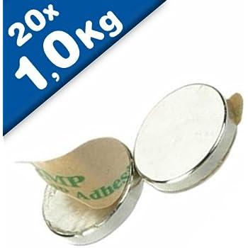 - Force dadh/érence jusqu/à 35kg Prise de filetage: M3 /à M5 Mat/ériel: N/éodyme Aimants en pot douille av Diam/ètre: /Ø 6 /à 32 mm Aimant plat inox /à /épaulement taraud/é NdFeB