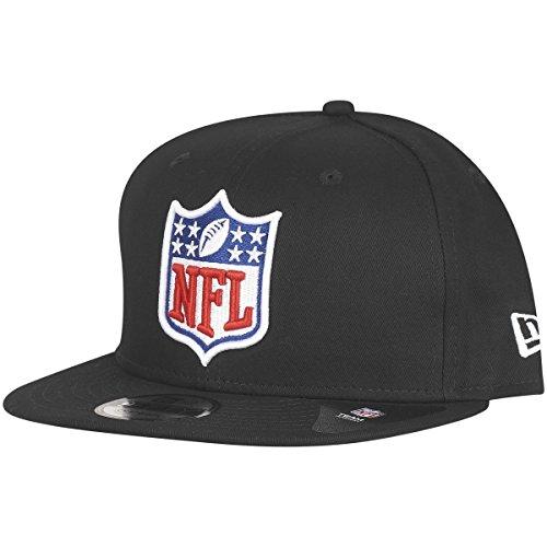 New Era 9Fifty Snapback Cap - NFL Shield schwarz - S/M