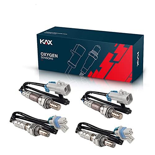 KAX 234-4668 213-4229 12609457 Oxygen Sensor 250-24470 250-24736 Heated O2 Sensor Original Equipment Replacement Set of 4