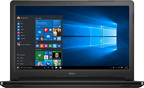 Dell Inspiron 15 5000 5566 - 15.6 HD Touch - Core i3-7100U - 6GB Ram - 1TB HDD