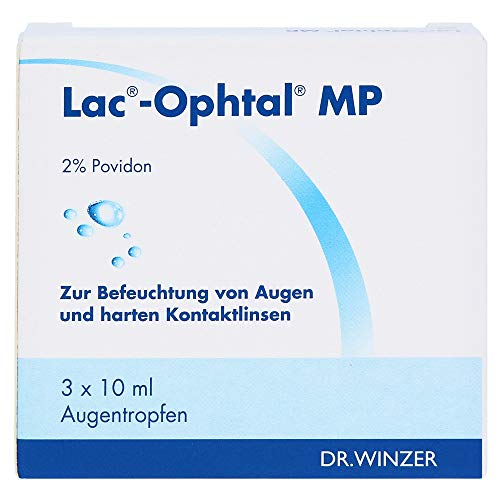 Lac Ophtal MP, 3X10 ml