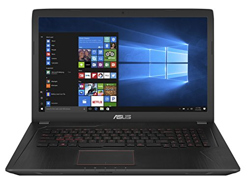 Asus FX753VD-GC193T Notebook, 17.3, Intel Core