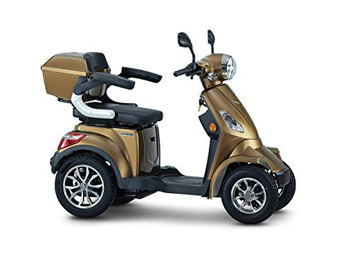 ECONELO J4000 - Seniorenmobil - 4 Rad...