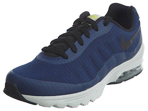 Nike Men's Air Max Invigor Print Shoe Pure Platinum/Blue Nebula/Gunsmoke Size 10 M US