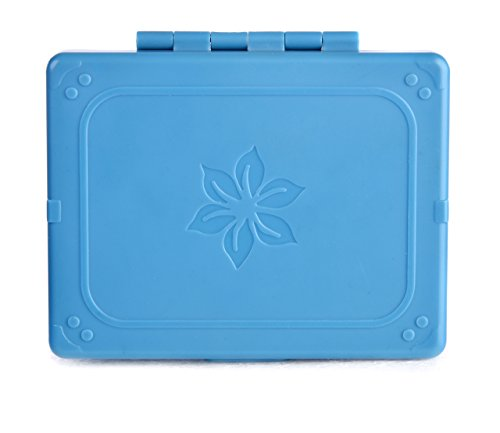 Timer Lock Box for Cigarette, Quit Smoking aid, Stop Smoking aid, Include 12.6V DC Charger as Accessory (Blue)