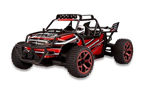 Amewi 22212 22212-Sand X-Knigth 1:18 4WD RTR, Fahrzeug, Sand Buggy rot