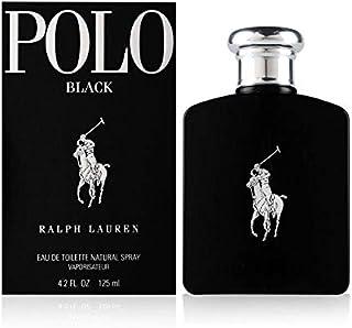 Polo Black by Ralph Lauren for Men Eau de Toilette 125ml