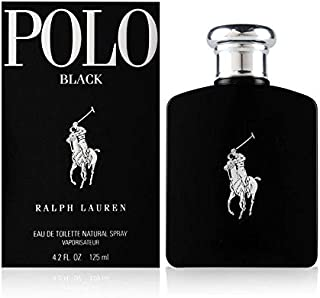 Polo Black by Ralph Lauren 4.2 oz / 125 ml EDT Spray for Men
