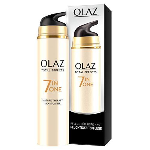 Olaz Total Effects Anti-Aging 7-in-1 Feuchtigkeitspflege Für Reife Haut 50ml