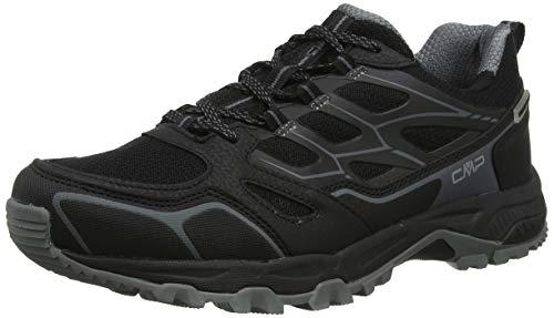 CMP Męskie buty do biegania w terenie Zaniah, czarny - czarny Nero U901-40 EU