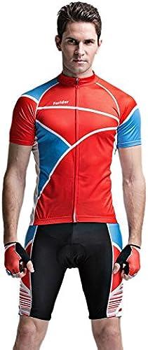 Bazaar Mens sport équestre Maillot vélo d'été short hommeches courtes costume polyester Fabic séchage rapide