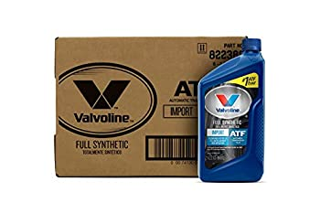 Valvoline Import Multi-Vehicle  ATF  Full Synthetic Automatic Transmission Fluid 1 QT Case of 6