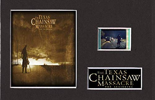 Desconocido The Texas Chainsaw Massacre The Beginning (2006) - Pantalla de 6 x 4, Enmarcado, 25,40 x 20,32 cm