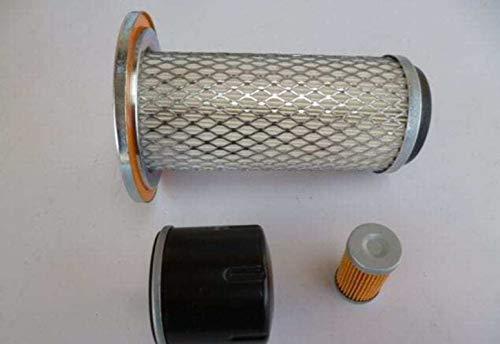 Filtersatz Iseki TU Landhope | SIAL | type1