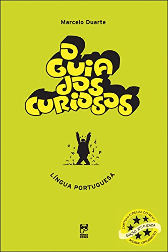 O guia dos curiosos - Língua portuguesa