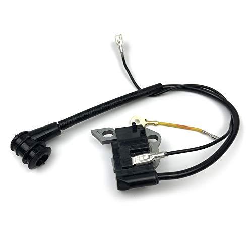 LOLOVI WANMEI Módulo de bobina de encendido para Stihl MS200T 020 020 MS200 motosierra OEM # 0000 400 1306 cepillo cortador piezas de repuesto
