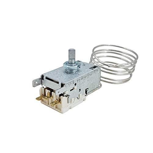 Ranco K59-H2800 - Termostato para Liebherr 6151087 Bosch 00157667 Miele 1513031