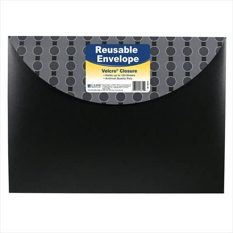 C-Line Products 56612BNDL8EA Factory outlet Poly XL Reusable Hook with Envelope Super special price