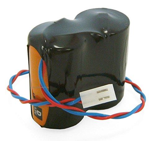 Gopacks Cmos Speicherbatterie 3V passend für Varta 760AB ABUS FU2986 Security-Center 2WAY-Funksirene Secvest FU8220 FU8222 FUSG50000 Battery Bateria Akkubatterie