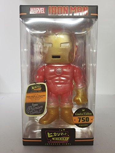 Hikari: Marvel: Iron Man Edición limitada