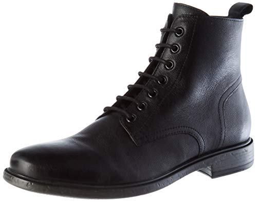 GEOX U TERENCE BLACK Men's Boots Classic size 43(EU)
