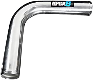 Upgr8 Universal Outside Diameter Polished Aluminum Pipe (2.5