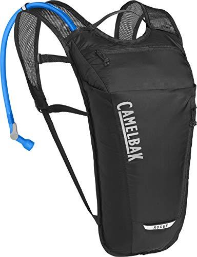 CAMELBAK(キャメルバック) ROGUE LIGHT(ローグ ライト) 自転車用ハイドレーションバッグ リザーバータンク付き 2L(70oz) ブラック/シルバー