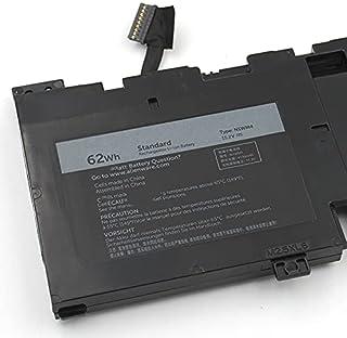 互換適用される DELL N1WM4 62Wh ノート電池 バッテリー DELL Alienware 13 R2 N1WM4 3V806 15.2V 修理交換用電池 dell n1wm4 バッテリー