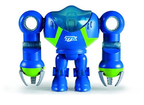 Miles von Morgen 481114ML - Exo Flex Suit und Figur, blau