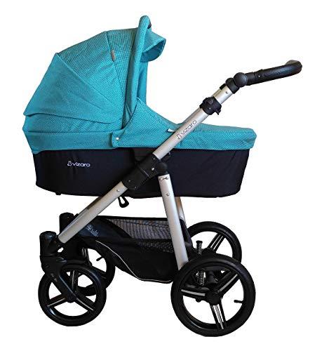 Carrito de bebé Vizaro ONYX – 3 EN 1