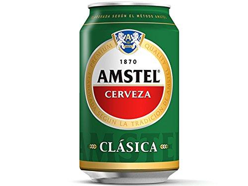 Amstel - Clásica, 33 cl