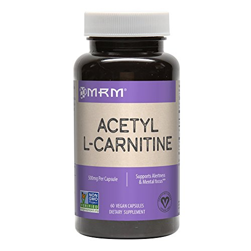 Acetyl L-Carnitine - 500mg Per Capsule