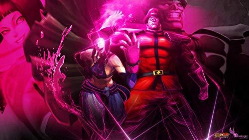 TAIQUANDAO Street Fighter X Tekken Jigsaw Puzzle 1000 Pezzi per Adulti Bambini, Giocattoli di Intrattenimento, Decorazioni per La Casa, Regalo Personalizza, 75 * 50Cm