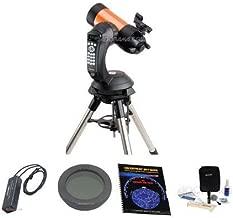 Celestron NexStar 4 SE Maksutov-Cassegrain Computerized Telescope - with Accessory Kit (Night Vision Flash Light, Sky Maps, Moon Filter, Optical Cleaning Kit)