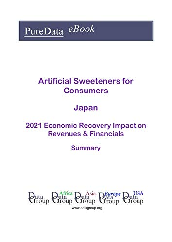Artificial Sweeteners for Consumers Japan Summary: 2021 Economic Recovery Impact on Revenues &...