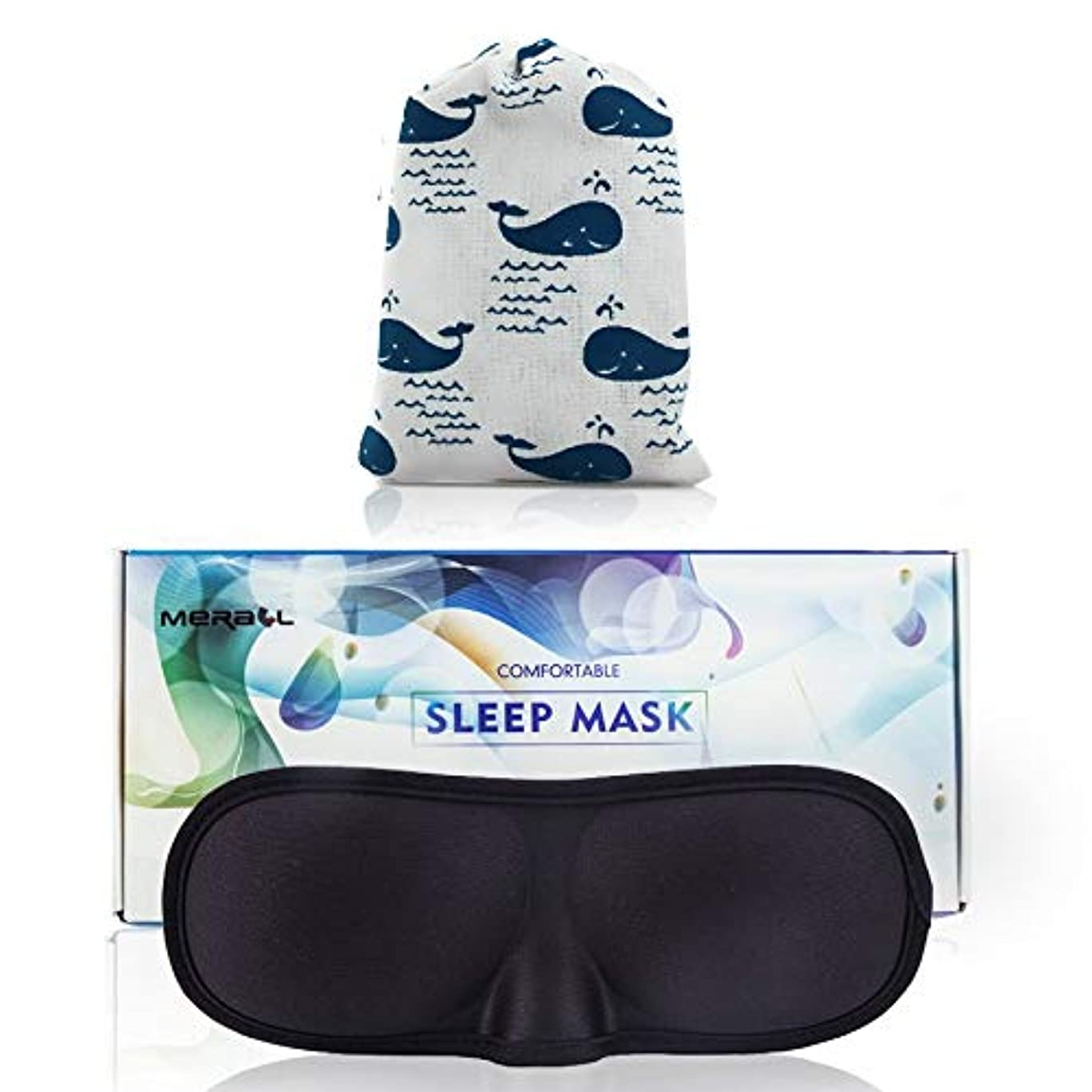恐怖症ランドマークはちみつNOTE 3 Dの睡眠マスクアイマスクカバーシェードアイパッチ女性と男性ソフトポータブル目隠しエイドアイリラクゼーション