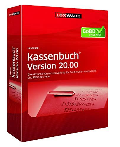 Lexware kassenbuch 2021|Minibox (Jahreslizenz)|für Freiberufler, Handwerker und Kleinbetriebe|Software für KassenVerwaltung und Finanzbuchhaltung