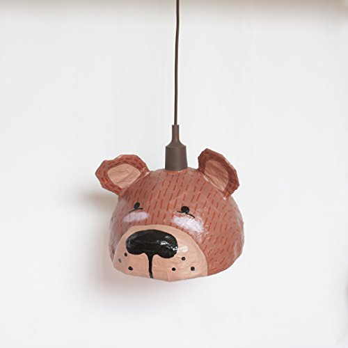 Bear Lamp - Kids Lamp - Nursery Lighting - Childrens Lamps - Kids Room Decor
