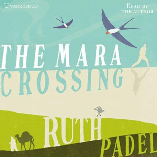 The Mara Crossing audiobook cover art
