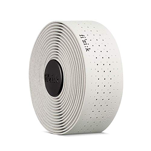 fizik Tempo Microtex Classic 2,0mm - White Lenkerband, Bianco, Einheitsgröße