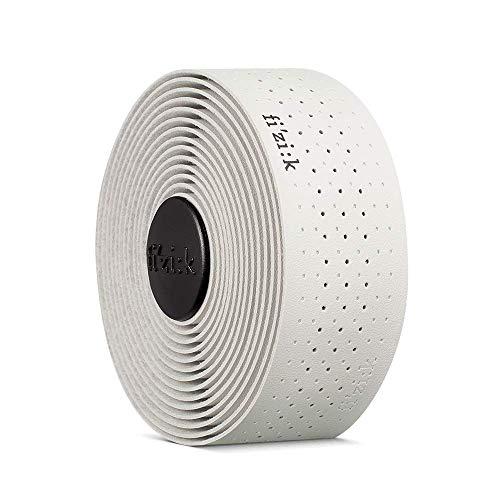 Fizik Tempo Microtex Classic 2,0mm-White, 2 Mm Unisex Adulto, Bianco, Unica