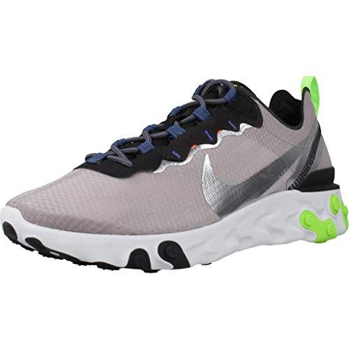 Nike Calzado Deportivo NIKE React 55 para Hombre Gris 45 EU