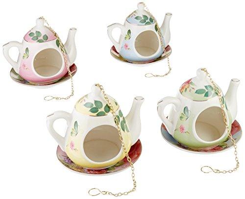 Secrets du Potager Teekanne Futterhaus