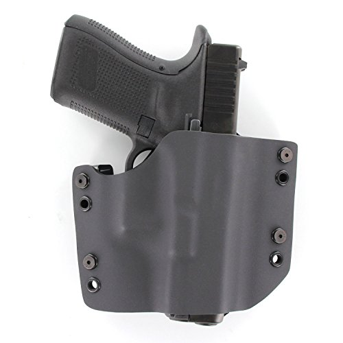 OWB Holster - Black (Right-Hand, Ruger Security 9)