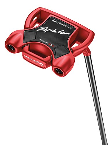 TaylorMade 2018 Spider Tour Red Putter (Right Hand, 35 Inches, No Sightline) -  Taylormade-Adidas Golf Company, N1541527