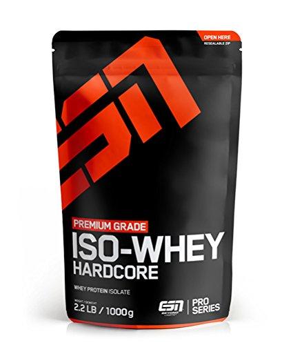 ESN IsoWhey Hardcore Protein Bild